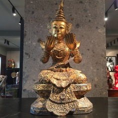 Wood Angel - Origin Burma